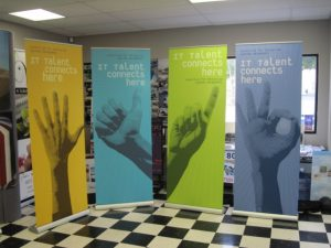 custom retractable banners